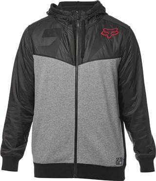 Fox Clothing Axle Zip Fleece / Hoodie