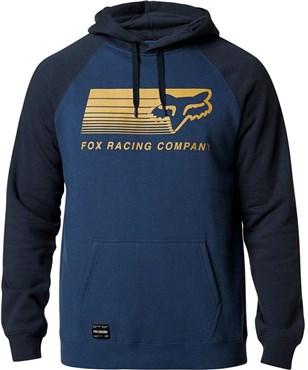 Fox Clothing Drifter Pullover Fleece Hoodie