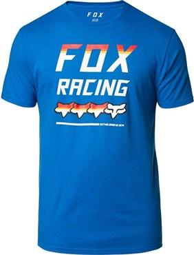 Fox Clothing Full Count Short Sleeve Premium Tee