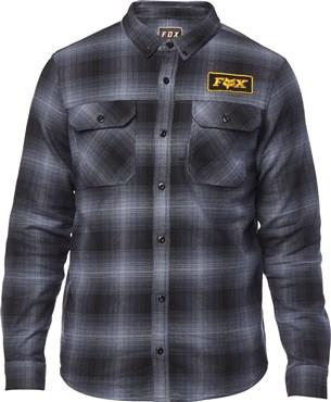 Fox Clothing Gorman Long Sleeve Over Shirt 2.0 | Trøjer