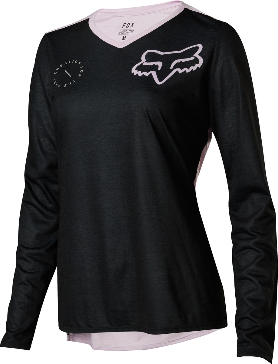 Womens Long Sleeve Jersey