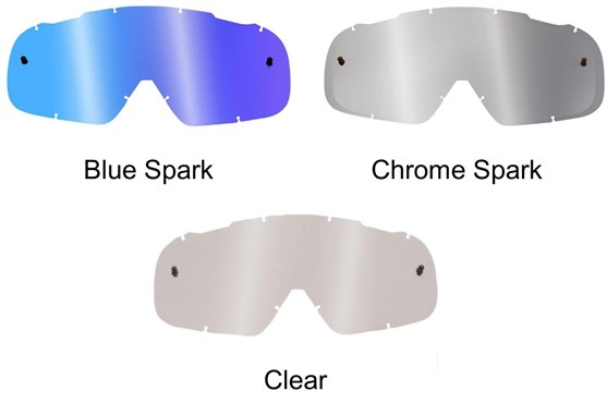 Fox Clothing Main Goggles Replacement Lenses SS17