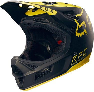 Fox Clothing Rampage Pro Carbon Moth Full Face Helmet | Hjelme