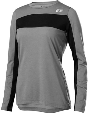 Fox Clothing Ranger DriRelease Womens Long Sleeve Jersey