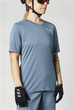 Fox Clothing Ranger Womens Short Sleeve Jersey