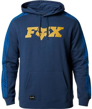 Fox Clothing Refuel Pullover Fleece Hoodie