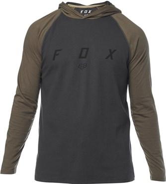 Fox Clothing Tranzcribe Long Sleeve Knit Tee