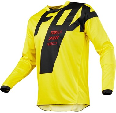 Fox Clothing Youth 180 Mastar Jersey | Trøjer