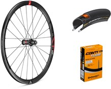 Fulcrum R4 Disc 700c Wheelset with Tyres and Tubes