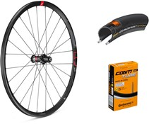 Fulcrum R5 Disc 700c Wheelset with Tyres and Tubes