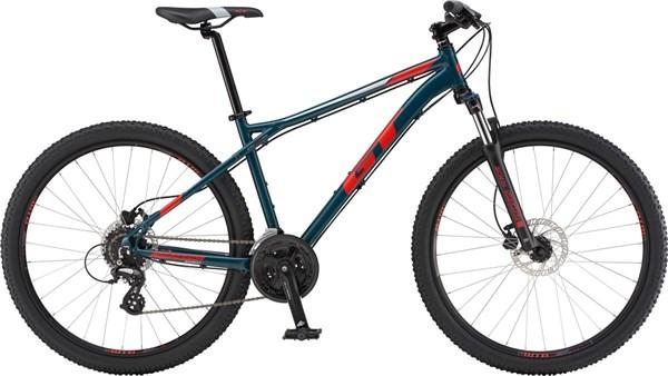 "GT Aggressor Expert 27.5"" Mountain Bike 2019 - Hardtail MTB"