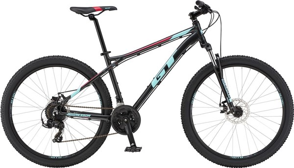 "GT Aggressor Sport 27.5"" Mountain Bike 2019 - Hardtail MTB"