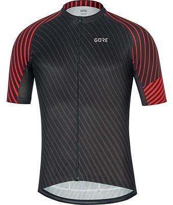 Gore C3 Short Sleeve Jersey D   Jerseys
