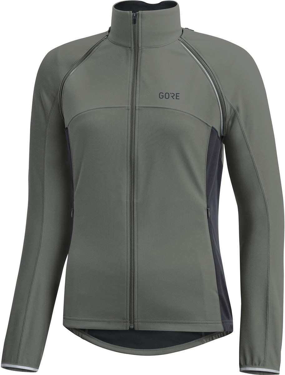 GORE C3 WINDSTOPPER PHANTOM Zip-Off Jakke Neon | Jackets