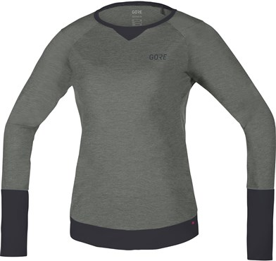Gore C5 Trail Womens Long Sleeve Jersey | Trøjer