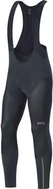 Gore C7 Partial Windstopper Pro Bib Tights+ | Trousers