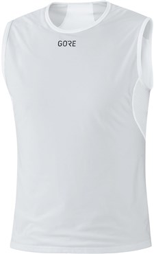 Gore M Windstopper Sleeveless Base Layer