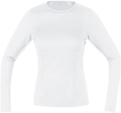 Gore M Womens Long Sleeve Base Layer | Undertøj og svedtøj