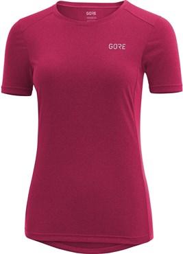Gore R3 Melange Womens Short Sleeve Jersey