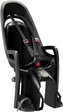Hamax Zenith Child Bike Seat Pannier Rack Version