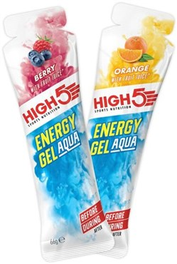 High5 Energy Gel Aqua 20 x 66g Sachet