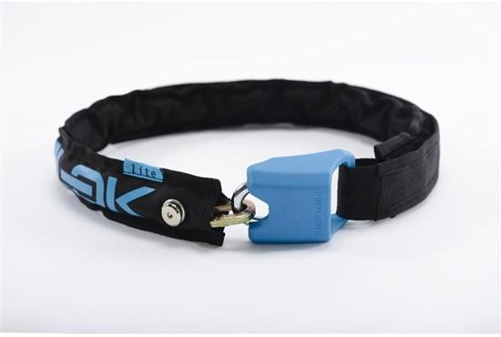 HipLok Lite Wearable Chain Lock - Bronze Sold Secure