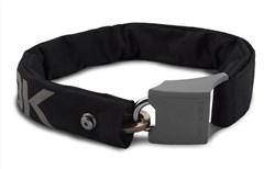 HipLok V1.5 Wearable Chain Lock Silver Sold Secure