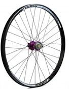 """Hope Tech DH - Pro 4 26"""" Rear Wheel - Purple - 32H"""