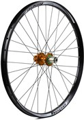 "Hope Tech DH - Pro 4 27.5"" Rear Wheel - Orange - 32H"