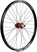 "Hope Tech DH - Pro 4 27.5"" Rear Wheel - Red - 32H"