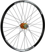 "Hope Tech Enduro - Pro 4 26"" Rear Wheel - Orange"
