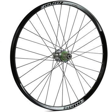 "Hope Tech Enduro - Pro 4 26"" Rear Wheel - Silver"