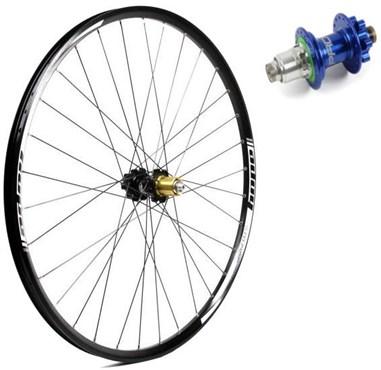 Hope Tech Enduro - Pro 4 27.5 / 650b Rear Wheel - Blue