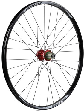 "Hope Tech Enduro - Pro 4 29"" Rear Wheel - Red"