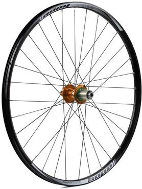 Hope Tech Enduro - Pro 4 29er Rear Wheel - Orange