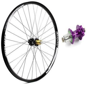 Hope Tech Enduro - Pro 4 29er Rear Wheel - Purple