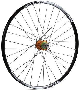 Hope Tech XC - Pro 4 27.5 / 650B Rear Wheel - Orange