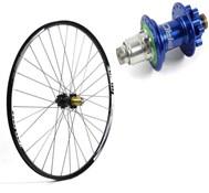 """Hope Tech XC - Pro 4 29"""" Rear Wheel - Blue"""