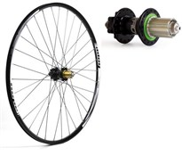 Hope Tech XC - Pro 4 29er Rear Wheel - Black