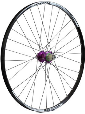 Hope Tech XC - Pro 4 29er Rear Wheel - Purple