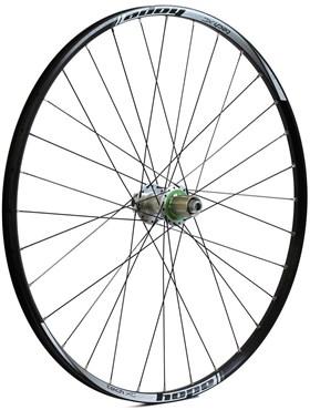 Hope Tech XC - Pro 4 29er Rear Wheel - Silver