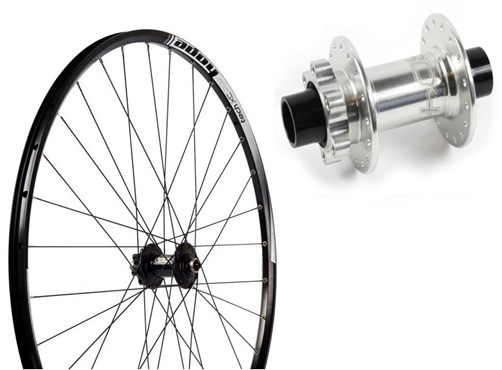 Hope Tech XC S-Pull - Pro 4 Straight-Pull 27.5 / 650B Front Wheel   item_misc