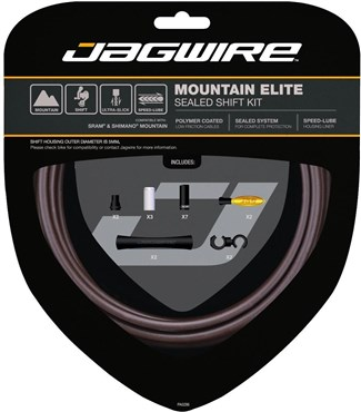 Jagwire Mountain Elite Sealed Gear Kit