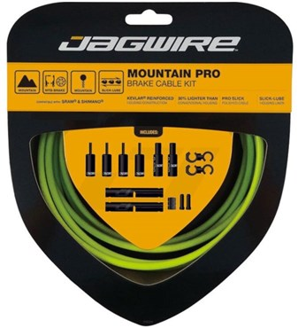 Jagwire Mountain Pro Brake Kit | Bremsekabler
