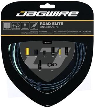 Jagwire Road Elite Link Brake Cable Kit
