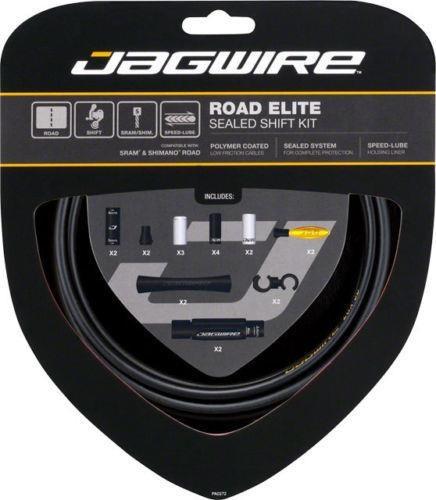 Jagwire Road Elite Sealed Gear Kit | Gear levers