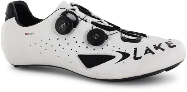Lake CX237 Road Carbon Twin Boa Shoes | Sko