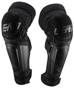 Leatt Knee & Shin Guards 3DF Hybrid Ext