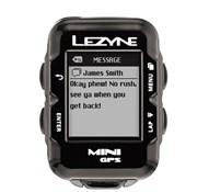 Lezyne Mini GPS Navigate Computer Menu 1