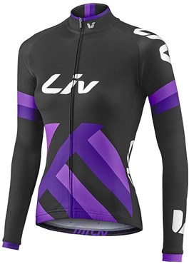 Liv Race Day Mid-Thermal Womens Long Sleeve Jersey